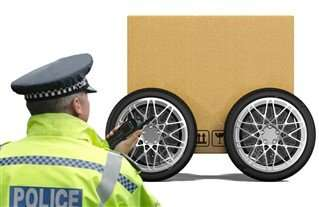 police-checking-box-on-wheels